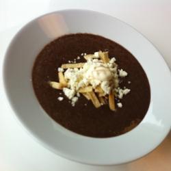 Sopa de frijol. PorAll Recipes