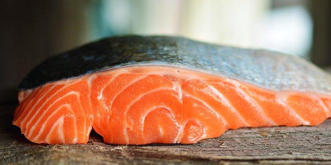 Resultado de imagen para salmón de piscifactoría